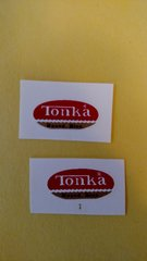 TKF18 Tiny Tonka Door Decals