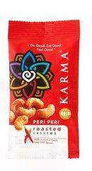 """Karma Cashews """"Peri Peri Pepper"""" 1.5 oz Snack Size"""