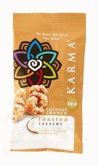 Karma Cashews Coconut Crunch-1.5 oz Snack Bag