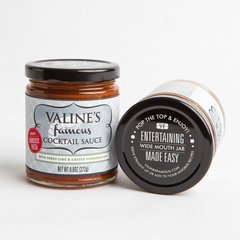 Valine's Famous Cocktail Sauce (9.6 oz)