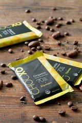 "ChocXO  Dark Chocolate w/Expresso ""Organic"" from Peru and the Dominican Republic"