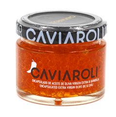 Caviaroli Olive Oil Caviar with Guindilla Chili (50 Grams)