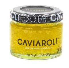Caviaroli Arbequina Olive Oil Caviar-(50 Gram Jar)