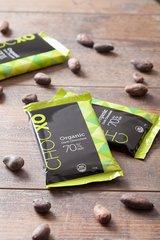 """ChocXO  Dark Chocolate """"Organic"""" Bars"""