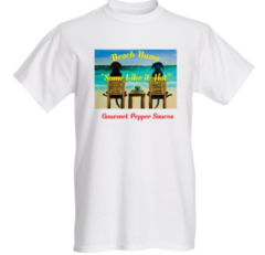 Beach Bumz T-Shirt (Available in Small to XXL)