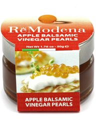 ReModena Apple Balsamic Vinegar Pearls