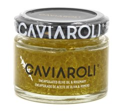 Caviaroli Olive Oil Caviar-Rosemary Flavored (50 grams)
