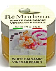 ReModena White Balsamic Vinegar Pearls