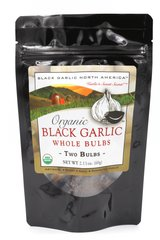 "Black Garlic ""Organic"" Whole Bulb 60 Grams"