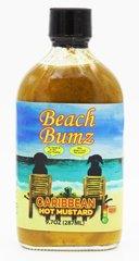 "Beach Bumz - Caribbean Hot Mustard ""Barbados Style"""