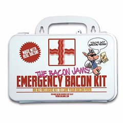 "Emergency Bacon Kit from ""The Bacon Jams"""