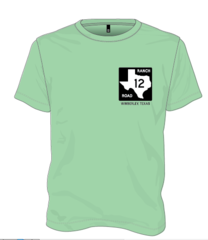 Ranch Road 12 T-shirt Sea Foam Green