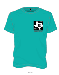 Ranch Road 12 T-shirt Aqua