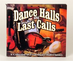Dance Halls and Last Calls Cd