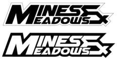 M&M Logo Sticker
