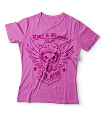 NEW - Ride Hard M&M Shirt - Women's Fitted PRE ORDER