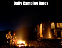 Daily - RV/Camp Site