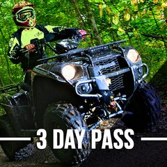 Mines & Meadows Three Day Pass