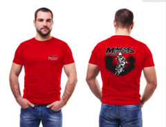 NEW! - M&M Dirt Bike Shirt - Red