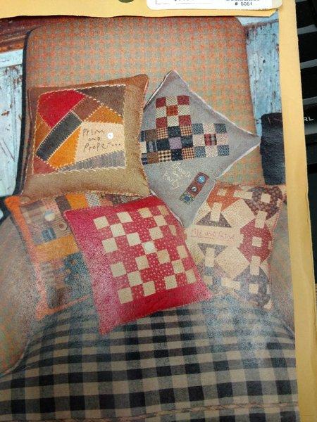 Pillow Talk By Cheri Payne | The Little Red Hen - Quilt Shop : red hen quilt shop - Adamdwight.com