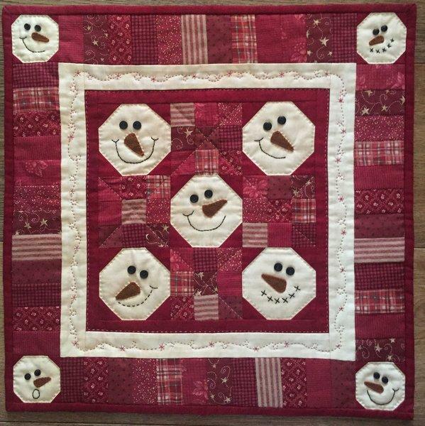 Snowball Bunch KIT | The Little Red Hen - Quilt Shop : red hen quilt shop - Adamdwight.com