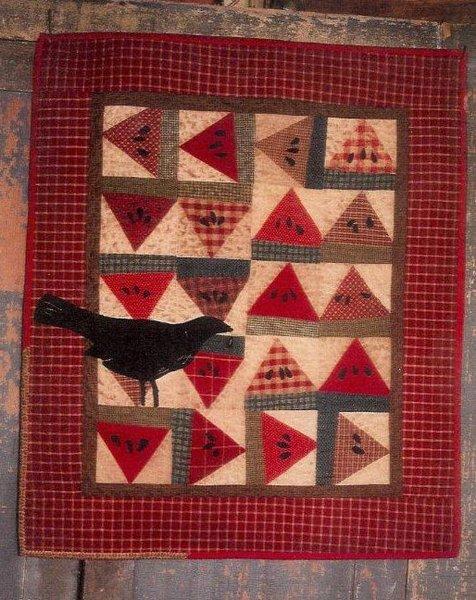 Watermelon Slices by Cheri Payne | The Little Red Hen - Quilt Shop : red hen quilt shop - Adamdwight.com