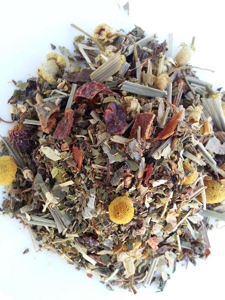 SenTEAmental Moods tea-herbal tea-chamomile-mint-lemonbalm ...