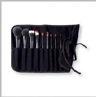 Black 9-Piece Signature Brush Set