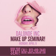 Make-up Seminar April 9th