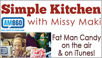 Simple Kitchen With Missy Maki our story | fat man candy company